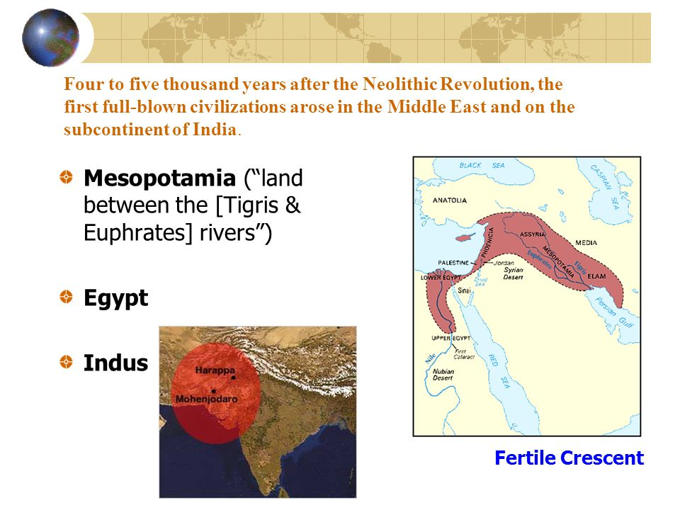 mesopotamia and the indus river valley The indus river valley culture began to develop in the early rivi phase of 3500 – 2800 bce when agricultural villages were established around the indus river and its tributaries and mesopotamia and egypt were already in the copper age.